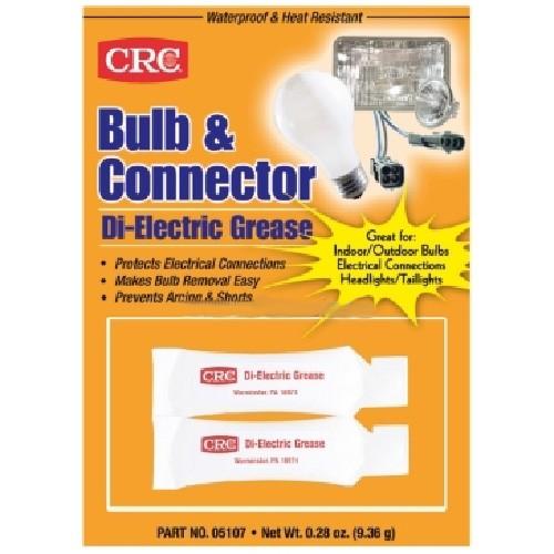 BULB AND CONNECTOR DI-ELECTRIC GREASE 9,36 G ЗАЩИТНАЯ ДИЭЛЕКТРИЧЕСКАЯ СМАЗКА
