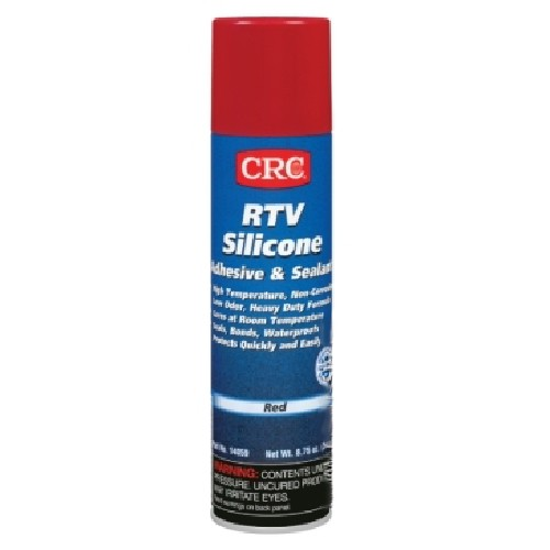 CRC RTV SILICONE - RED