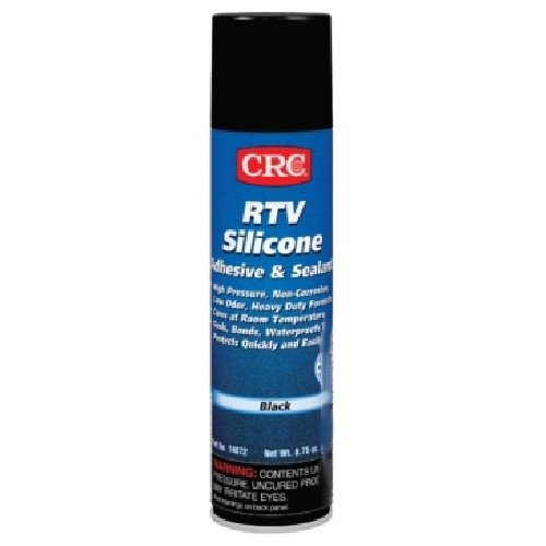 CRC RTV SILICONE - BLACK