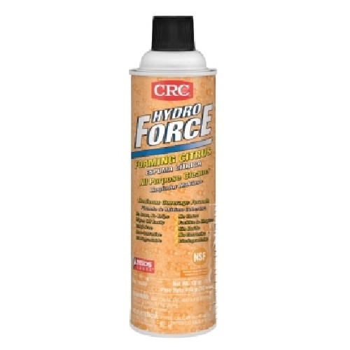 CRC HYDROFORCE® FOAMING CITRUS All Purpose Cleaner