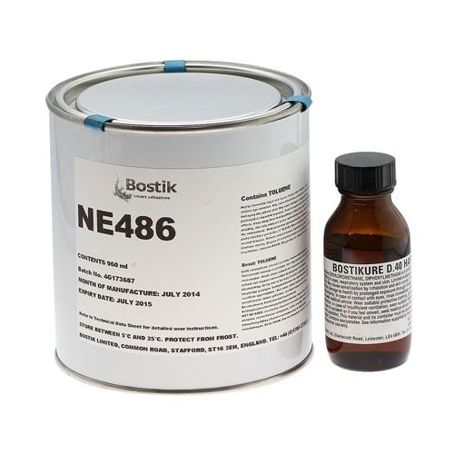 NE486 Adhesive Полихлоропреновый контактный клей