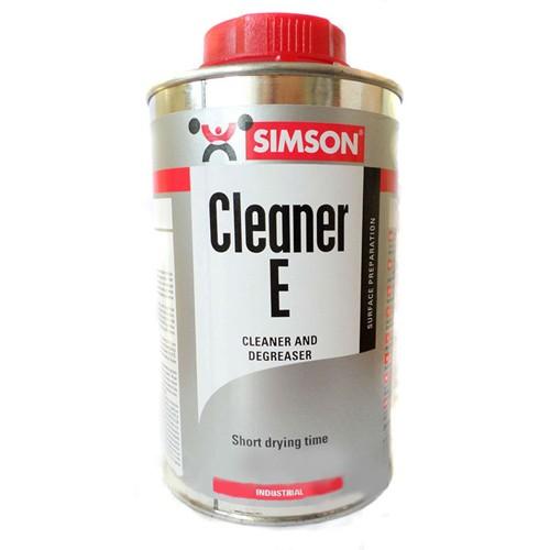 Simson Очиститель Cleaner E
