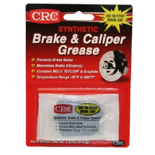 CRC Brake and Caliper Synthetic Grease - СМАЗКА ДЛЯ ТОРМОЗНЫХ МЕХАНИЗМОВ
