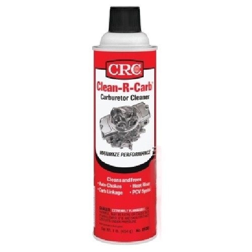 CRC Clean-R-Carb - ОЧИСТИТЕЛЬ КАРБЮРАТОРА И ДРОСЕЛЬНОЙ ЗАСЛОНКИ