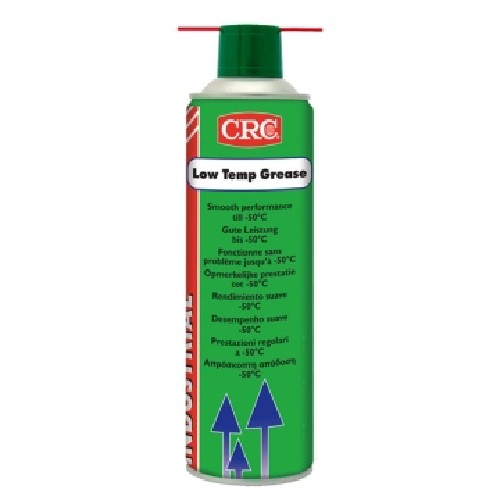 CRC LOW TEMP GREASE 500 ML СМАЗКА ДЛЯ НИЗКИХ ТЕМПЕРАТУР
