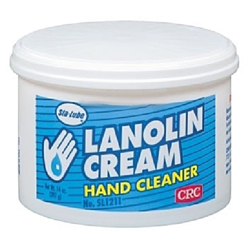 CRC Lanolin Cream Hand cleaner
