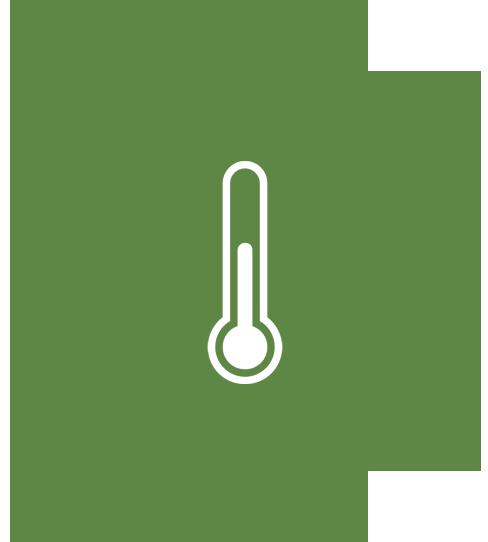 сохраняет стабильность в широком диапазоне температур