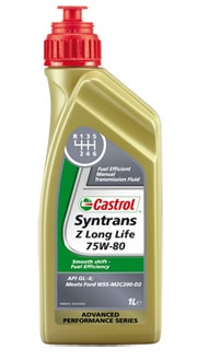 SYNTRANS Z LONG LIFE 75W-80